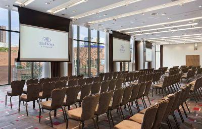 Sala de reuniones Hilton Liverpool