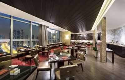 Hotel bar Sheraton Incheon Hotel