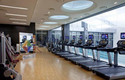 Wellness/fitness Sheraton Incheon Hotel