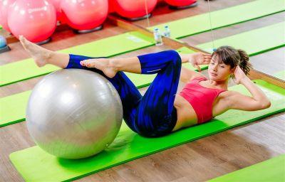 Wellness/Fitness Golden Tulip Nicosia Hotel and Casino