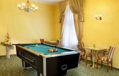 Salle de lecture Spa Hotel Svoboda