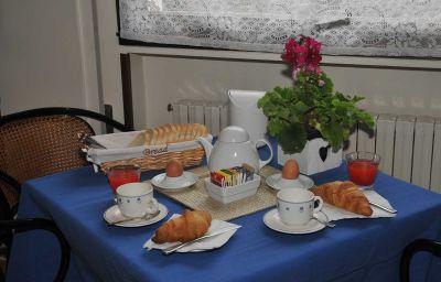 Sala colazione Alla Fiera