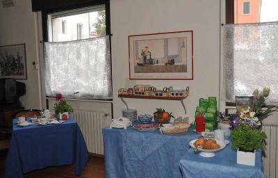 Breakfast buffet Alla Fiera