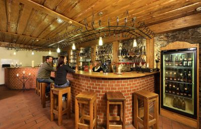 Hotel bar Zavis z Falkenštej