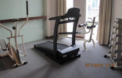 Wellness/fitness Holiday Inn Express SHANGHAI JINQIAO CENTRAL