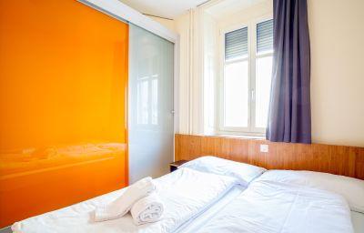 Chambre double économique easyHotel Basel