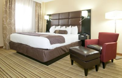 Chambre double (standard) Best Western Inn at the Peachtrees Atlanta (Georgia)