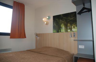 Doppelzimmer Komfort Balladins La Rochelle / Aytre