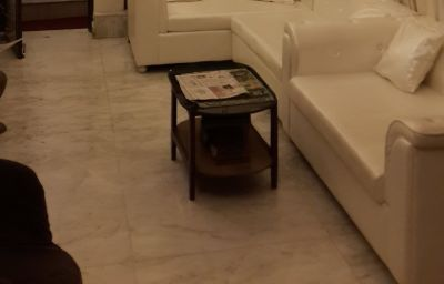 Hotelhalle MANDIRAM PALACE