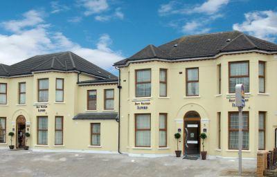 Vista exterior Best Western Ilford