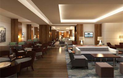Bar de l'hôtel Conrad Makkah
