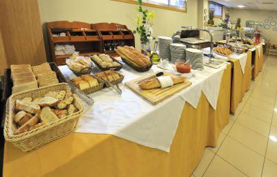 Sala de desayuno Norat Marina Hotel & Spa
