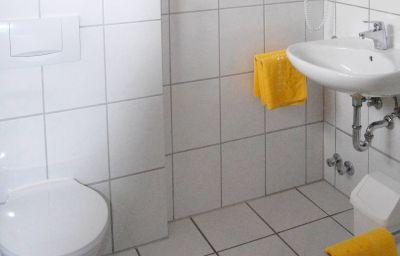 Badezimmer Kleine Kalmit Gästehaus