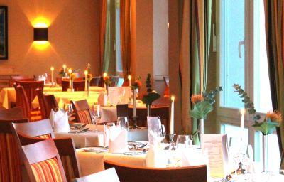 Restaurante/sala de desayunos Balmer See -  Hotel•Golf•Spa Ferienwohnungen