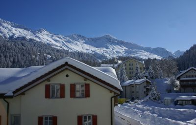 View Hemmi Hotel-Restaurant Churwalden (Grisons)