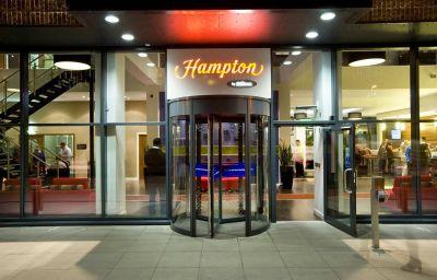Exterior view Hampton by Hilton Liverpool City Centre