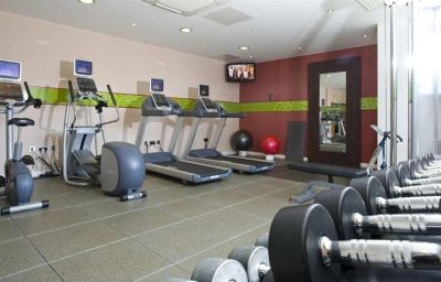 Fitness room Hampton by Hilton Liverpool City Centre Liverpool (England)