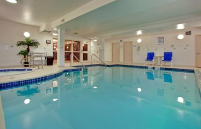Schwimmbad Holiday Inn Express & Suites EDMONTON NORTH