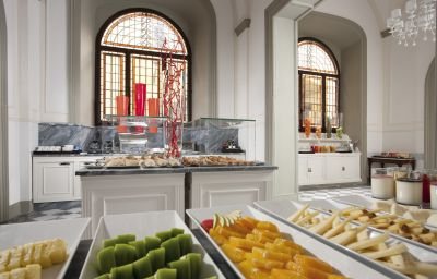 Breakfast room NH Collection Firenze Porta Rossa Florence (Firenze)