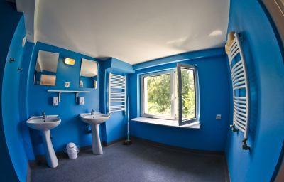 Badezimmer Wilson Hostel