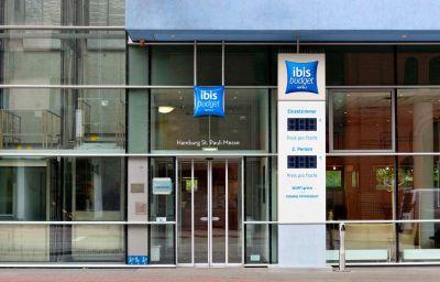 Ibis Budget Hamburg St Pauli Messe Ex Etap Hotel