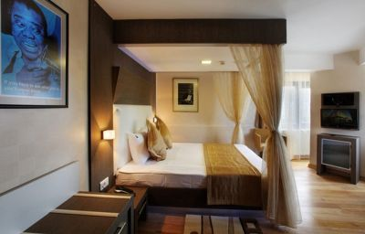 Habitación doble (estándar) Jazz Hotel Nisantasi