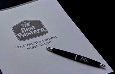 Sala konferencyjna Best Western Plus Art Hotel Noba
