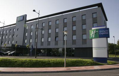 Vue extérieure Holiday Inn Express BILBAO