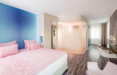 Doppelzimmer Komfort nhow Berlin