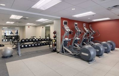 Fitness DoubleTree Suites by Hilton Detroit Downtown - Fort Shelby Detroit (Michigan)
