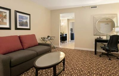 Suite DoubleTree Suites by Hilton Detroit Downtown - Fort Shelby Detroit (Michigan)
