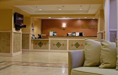 Hotelhalle WYNDHAMVR PALM AIRE