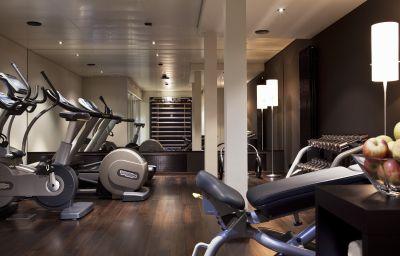 Instalaciones deportivas Hotel D