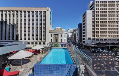 Interior del hotel STRAND TOWER HOTEL Cape Town (Province of the Western Cape)
