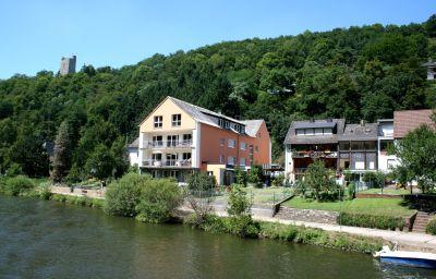 Vue extérieure Haus am Fluss