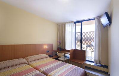 Chambre avec terrasse Sant Pere II.
