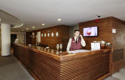 Recepción Lighthouse Golf & Spa Resort