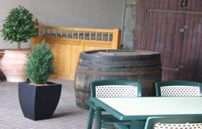 Terrace Rössel Gasthof