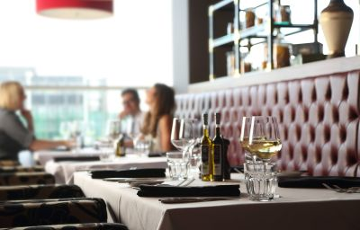Restauracja Holiday Inn MANCHESTER - MEDIACITYUK