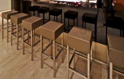 Bar de l'hôtel Eurostars Roma Aeterna