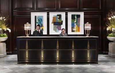 Hol hotelowy ROSEWOOD HOTEL GEORGIA