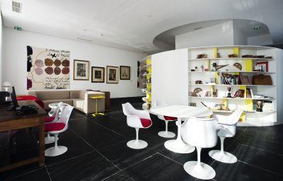 Hotelhalle Hotel da Estrela Small Luxury Hotels of the World