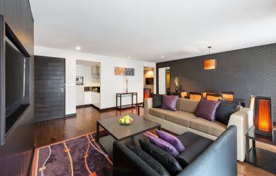 Zimmer Radisson Suites Bangkok Sukhumvit