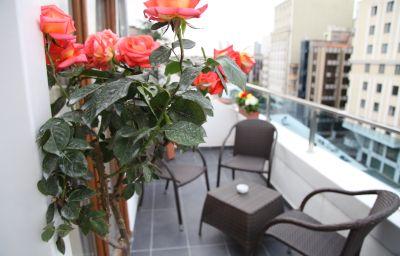 Camera con terrazza Emerald Hotel