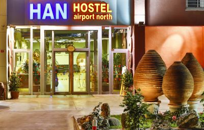 Exterior view Han Hostel Airport North Istanbul (İstanbul)