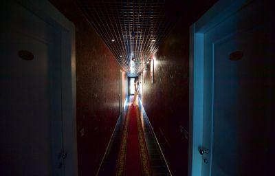 Część wewnętrzna hotelu Relax