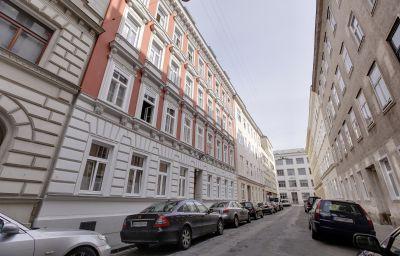 Vista exterior Hahn Apartment Vienna