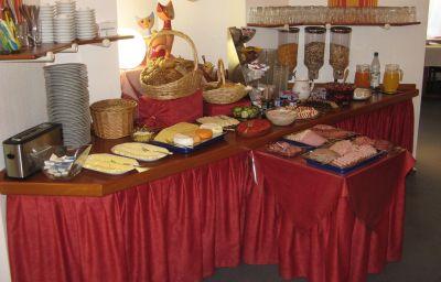 Frühstücks-Buffet Isabel