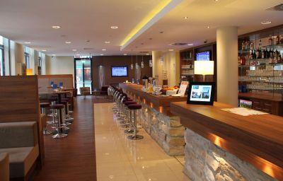 Hotel bar Holiday Inn Express DRESDEN CITY CENTRE