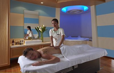 Sala spa/fitness Chateau Spa and organic wellness resort